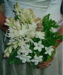 Bouquet fleurs oranger