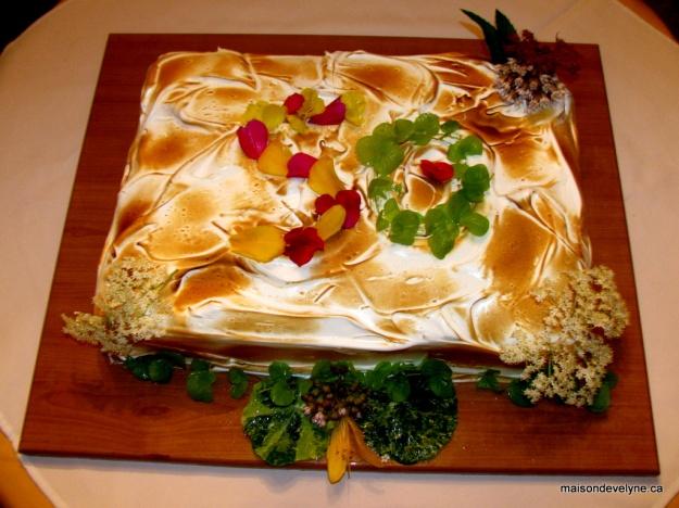Gâteau de Cinquantième