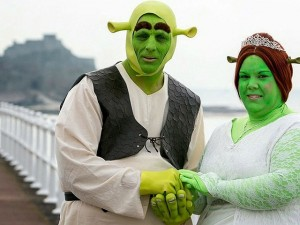 Mariage de Paul Bella et Heidi Coxshall