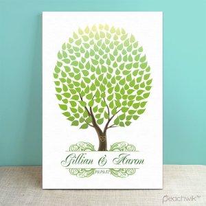 7 arbre saison empreintes