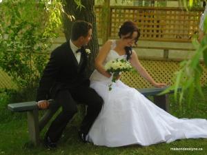 Mariage Caroline et Jesse