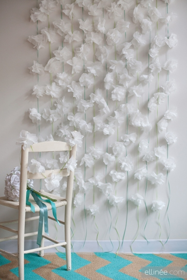 PaperFlowerGarland