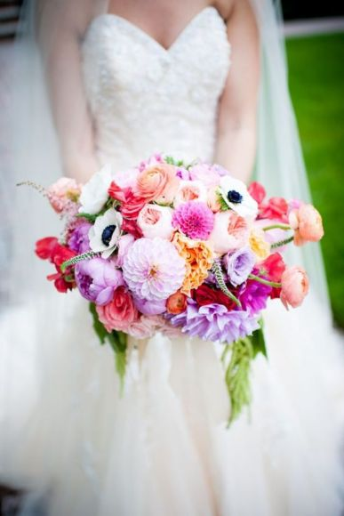 Bouquet de juin Credit photo One Wed